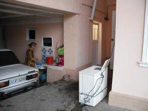 ウズベキスタンの洗濯機