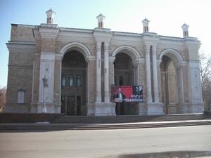 アリシェル・ナヴォイ劇場