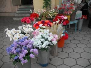 近所の花屋
