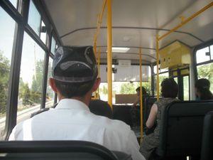 空港行きのバス
