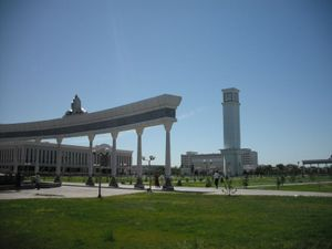 アル・ホレズミ広場