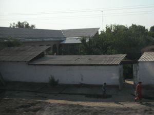 タシュケントの住宅