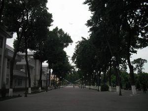 タシュケント(7月)