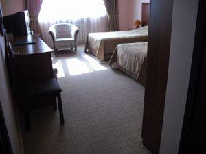 クラブ・ホテル777の部屋