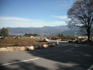 駒ヶ根訓練所の近所