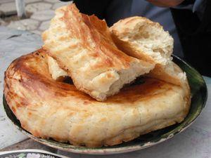 フェルガナのパン