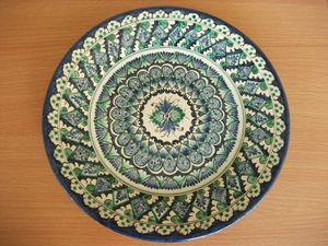 リシュタンの皿