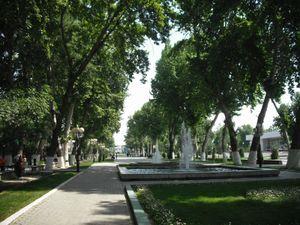 フェルガナの公園