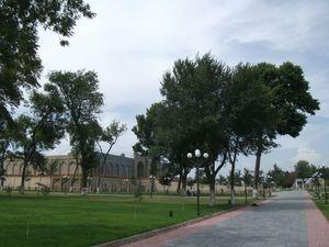 フダヤル・ハーン宮殿