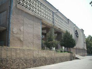 フェルガナの博物館