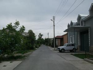 フェルガナの高級住宅街