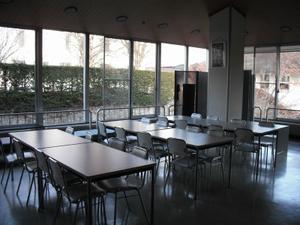 2階の共用ホール