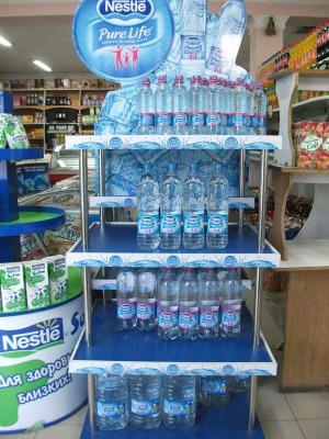 Nestle「Pure Life」