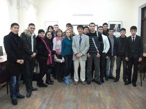 ロシア語グループ