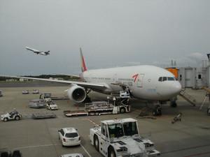 成田空港(アシアナ航空)