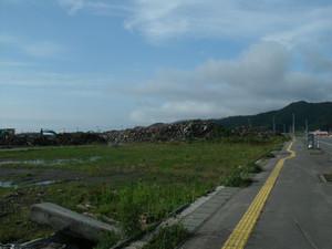 岩手県(陸前高田)の現状