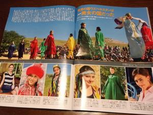 草原の国ウズベキスタンは美女の国だった