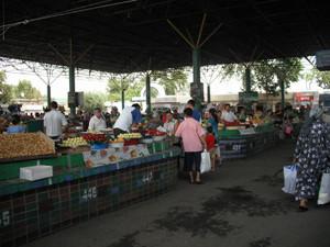 野菜・果物売り場
