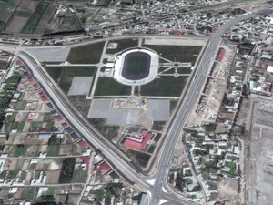 Fargʻona markaziy stadioni
