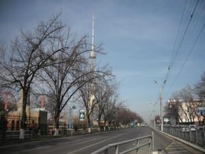首都タシケント(ウズベキスタン)
