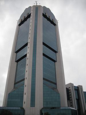 ウズベキスタンの銀行