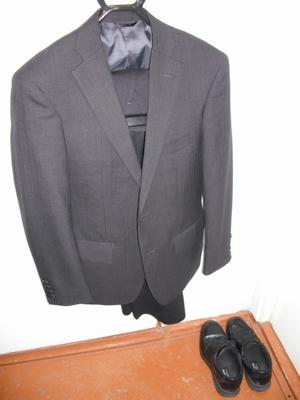 スーツが制服