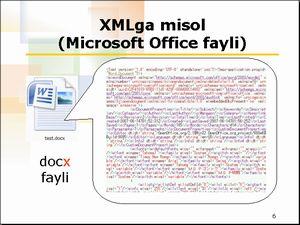 XMLのセミナー