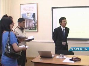 ウズベキスタンのテレビ番組