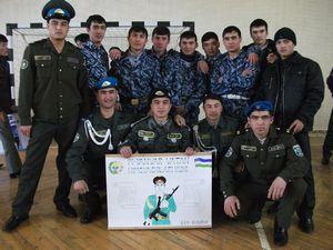 ウズベキスタン軍