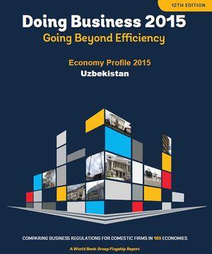 Economy Profile for Uzbekistan