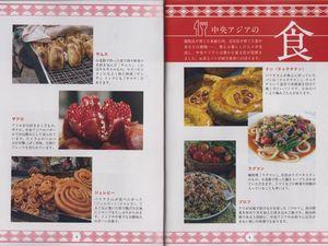中央アジアの食
