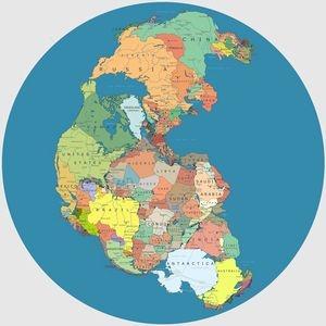 超大陸パンゲア