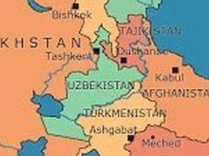 パンゲアの中のウズベキスタン